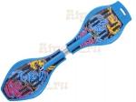 Вейвборд Драгонборд Totem синий Waveboard Dragonboard